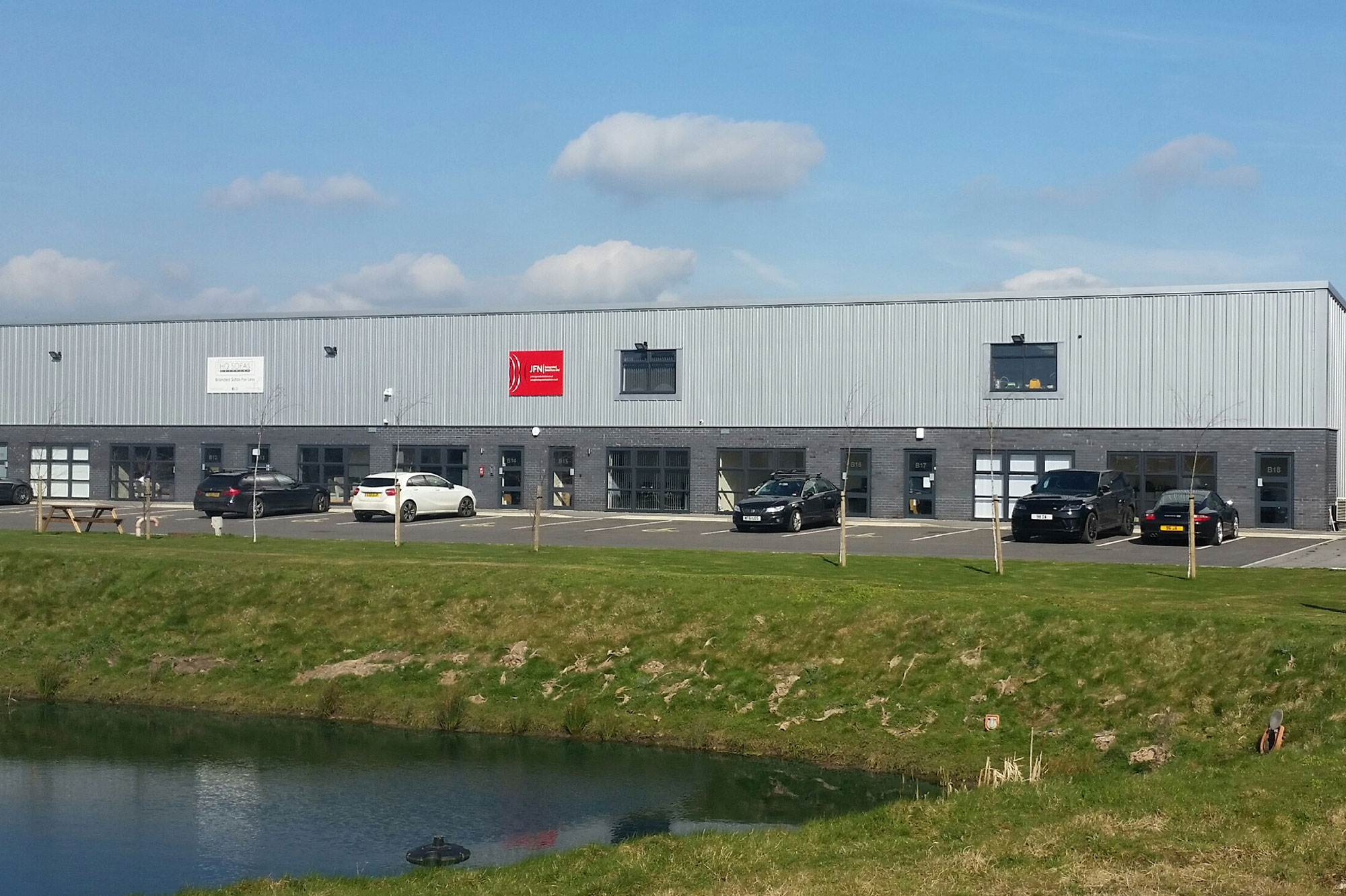 Ribble Court Phase 2, Red Scar Business Park, Preston