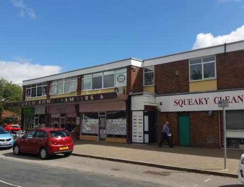 Church Row Chambers, Longton