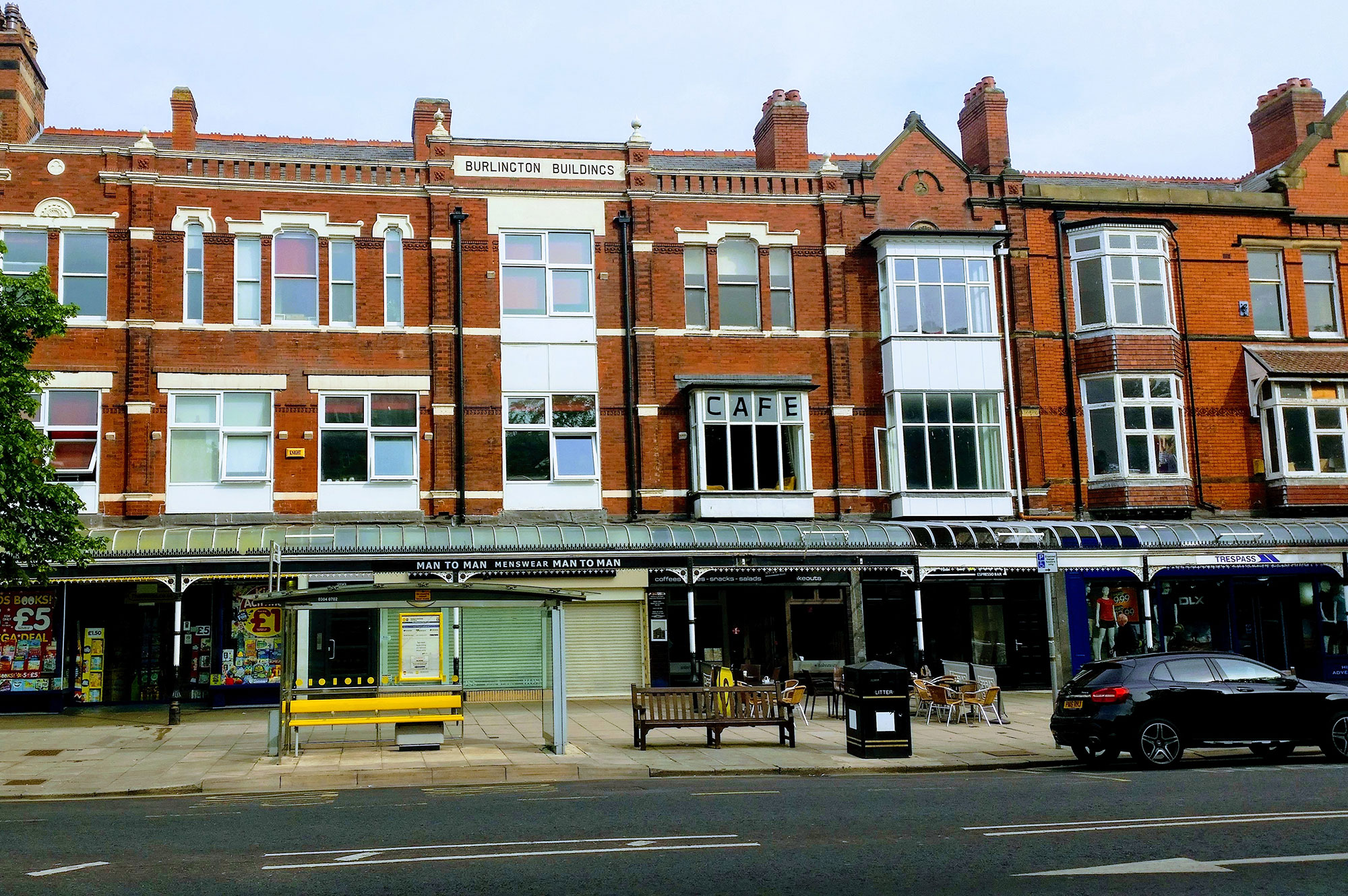 393-407 Lord Street, Southport